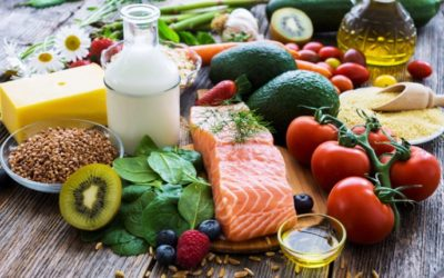 What is 'Food Variety' in a Healthy Diet?