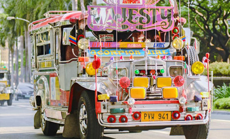 Fun Filipino Rides: The Philippines' Unique Forms of Transportation