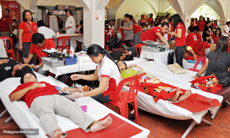 Blood Drives in Region VI Alleviate Worst Dengue Outbreak in Decades