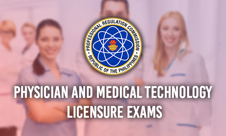 Iloilo Universities Top September 2019 Physician and Medical Technology Licensure Exams