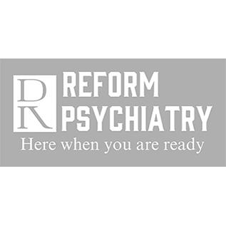 Reform Psychiatry logo