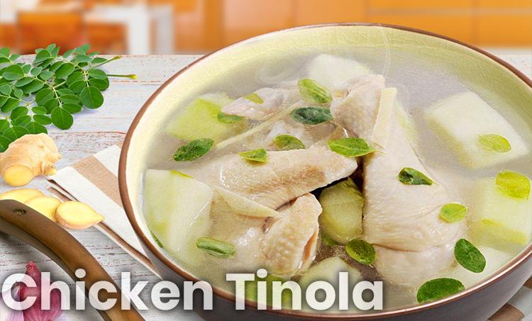 Chicken-Tinola